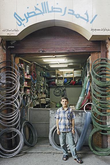 Anja Schlamann: Damaskus, Syrien