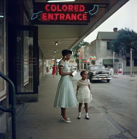 Gordon Parks: Department Store, Mobile, Alabama, 1956