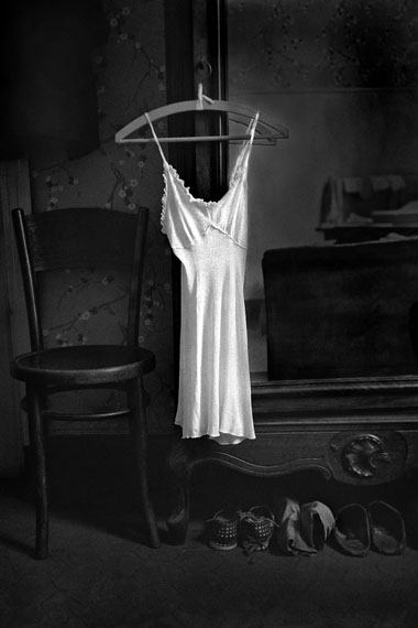 © René Groebli, o. T. aus 'Das Auge der Liebe' #517, Paris 1953 / Courtesy Johanna Breede PHOTOKUNST