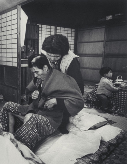 © Photograph by W. Eugene Smith & Aileen M. Smith, Japan, 1971-73