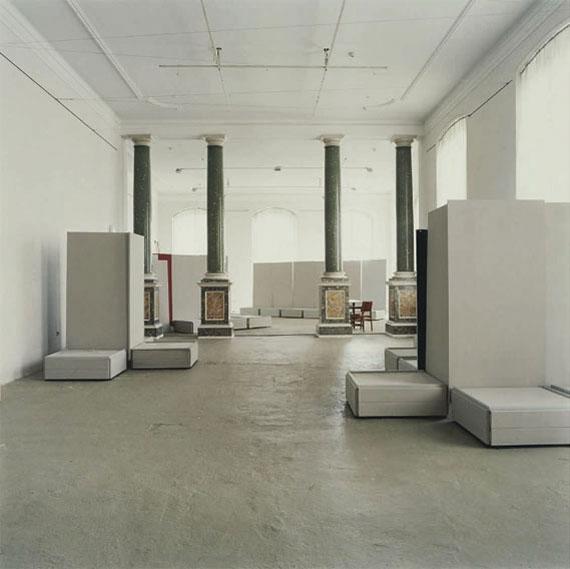 Lot 69Candida HOEFERMuseum für Völkerkunde Dresden V – 2000La forme et le territoire collection
