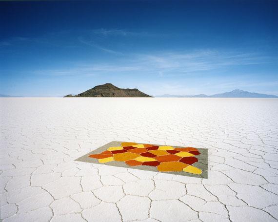 Scarlett Hooft Graafland: Carpet, Bolivia 2010