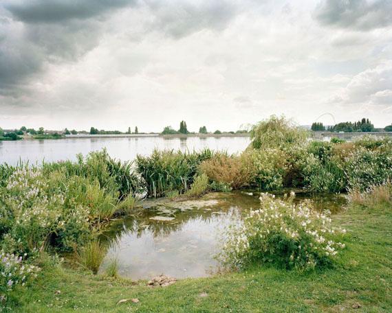 Edmund Clark - Brent Reservoir (from the series 'Sites of Special Scientific Interest')