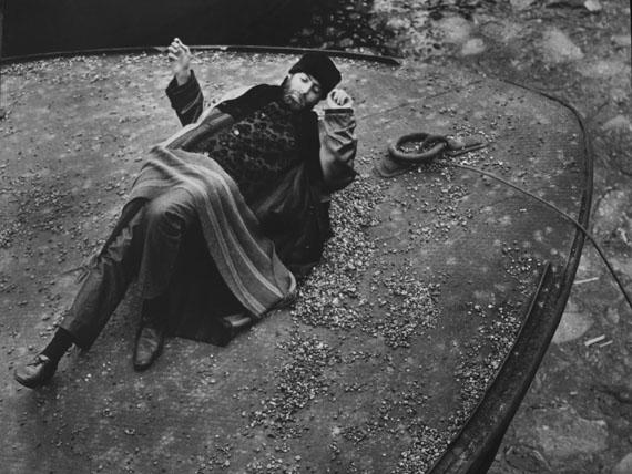 Friedensreich Hundertwasser © Karin Székessy
