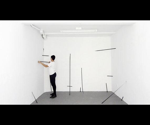 Carla Chaim, Presença [Presence], 2015, video, color, mute, 20 min. 27 sec.