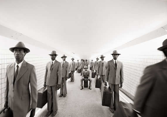 © Michael Cook, Majority Rule (Tunnel), 2014, courtesy of THIS IS NO FANTASY + dianne tanker gallery