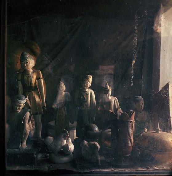 "Beatrice Minda: Dawei, 2015, Serie ""Dark Whispers"""