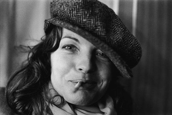 Robert Lebeck: Romy Schneider, Berlin 1976© Cordula Lebeck