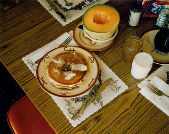 Stephen Shore, Trail's End Restaurant, Kanab, Utah, August 10, 1973© Stephen Shore, Courtesy Edwynn Houk Gallery, New York