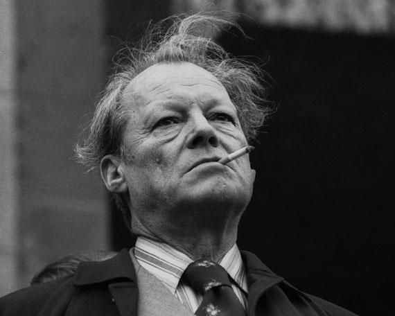 Engelbert ReinekeWilly Brandt, 1976© Engelbert Reineke
