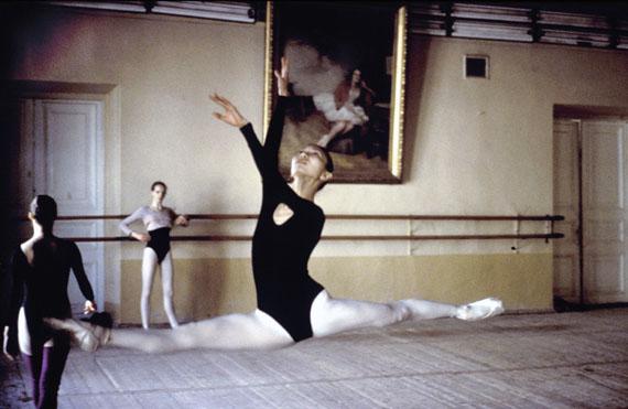 Waganowa Ballettakademie, St. Petersburg, 1999© Peter Damman