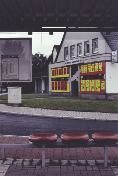 Dirk Reinartz: aus Go East. Neue Heimat Ost, 1989 © Nachlass Dirk Reinartz