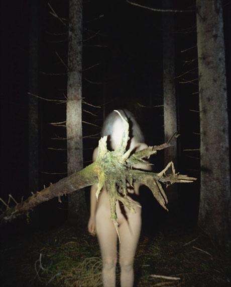 Margot Wallard: Untitled (from Series Natten), 2015, Archival pigment print, 50 x 40 cm