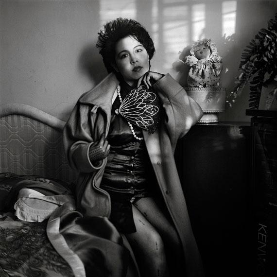 Zhao Yiping, Guangzhou, 1989 © Zhang Hai'er
