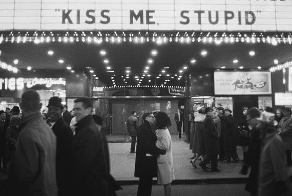 Joel Meyerowitz: New York City, 1965 © Joel Meyerowitz/Courtesy Howard Greenberg