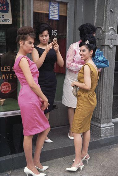 Joel Meyerowitz: New York City, 1963© Joel Meyerowitz/Courtesy Howard Greenberg