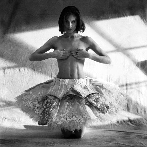 Catherine Batcheller, Tänzerin/Dancer, 1987© Michael Dannenmann