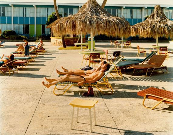 Stephen Shore, Tampa, Florida, November 17, 1977© Stephen Shore, Courtesy Edwynn Houk Gallery