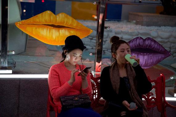 © Bruno Barbey / Magnum Photos, Seoul, Südkorea, 2014