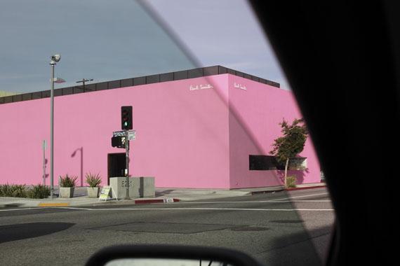 o. T., aus: Crossing L. A., Los Angeles 2010© Jens Liebchen