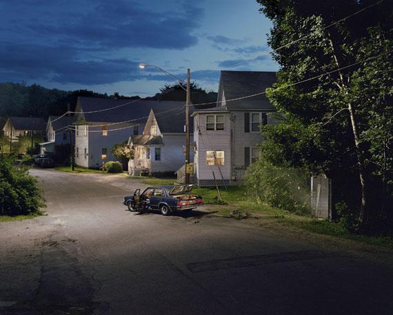 Gregory CrewdsonUntitled, 2001Twilight
