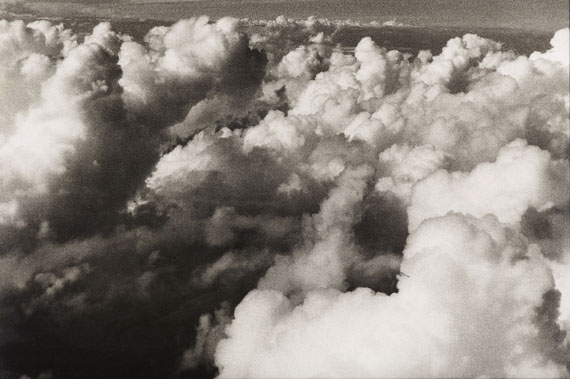 Balthasar Burkhard: Nuages 8 (Clouds 8), 1999 © Estate Balthasar Burkhard