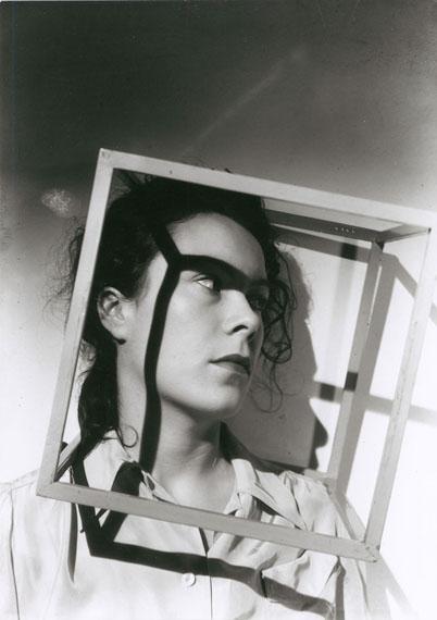György Kepes, Porträtstudie (Juliet Kepes), 1938