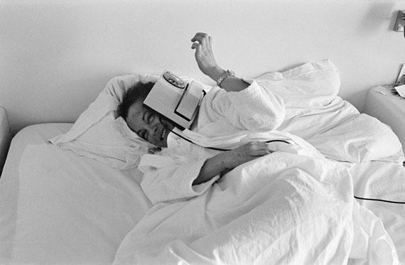 © Robert Lebeck: 'Romy', Quiberon 1981Courtesy Johanna Breede PHOTOKUNST