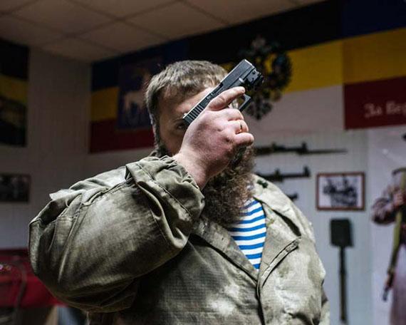 © Guillaume Herbaut, Ukraine: Maidan to Donbass