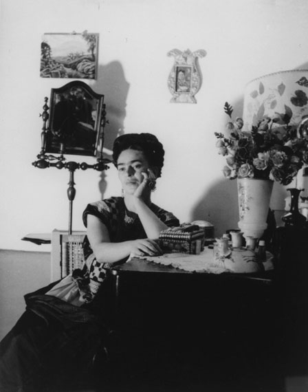 Lola Álvarez Bravo, Frida Kahlo, Ciudad de México, México, 1950
