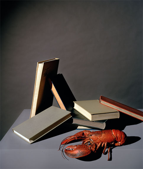 Olivier Richon: The Lobster, 2008, C Type analogue, 45 cm x 56 cm, Edition 4/5