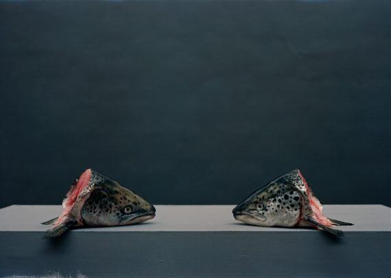 Olivier Richon: Heads, 2013, C Type analogue, 60 cm x 42cm, Edition 3/5