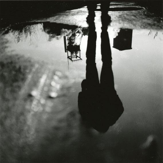 Rudolf Holtappel, Die letzte Schicht, Oberhausen, 1964 © Stiftung Situation Kunst, Bochum