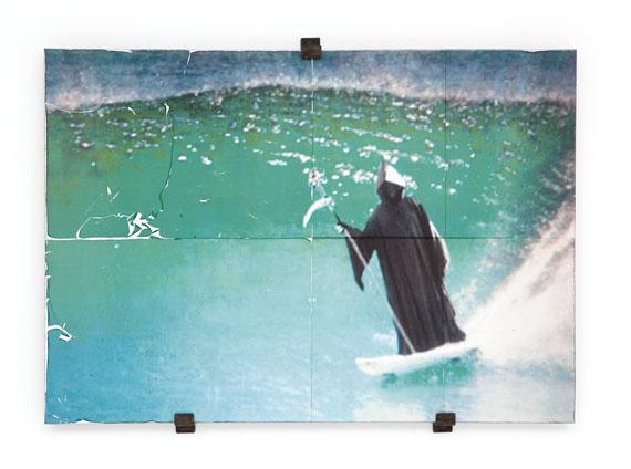 Reaper surfer © Thomas Mailaender, courtesy Michael Hoppen Gallery