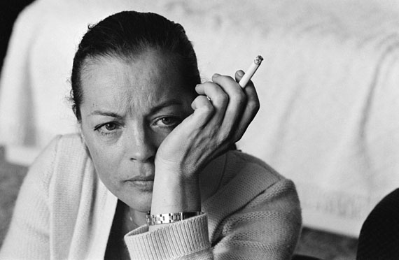 © Robert Lebeck: 'Romy' Quiberon 1981Courtesy Johanna Breede PHOTOKUNST