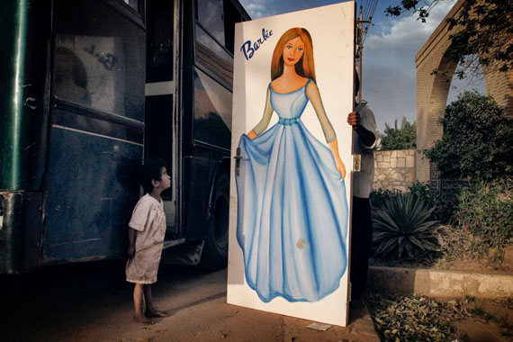 Yuri Kozyrev / NOOR, Iraq, Baghdad, 10 April 2003 