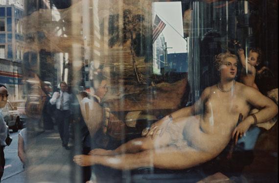 """Gundula Schulze EldowyNew York, 1992, aus der Serie: """"Spinning on My Heels""""© Gundula Schulze Eldowy"""