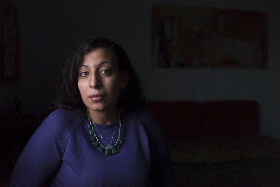Amélie Losier: Heba Khalifa in ihrem Wohnzimmer, Kairo, 2015