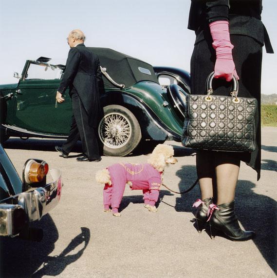Maurice Weiss: Paris-Deauville. La bourgeoisie voyage, 2006