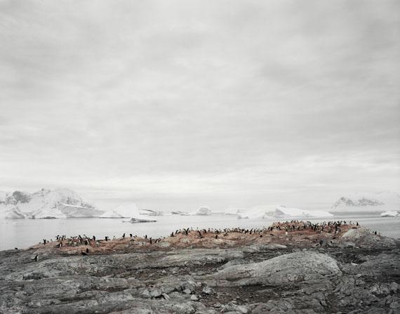Hans-Christian Schink: Antarctica 4, 2010, 178 x 211 cm© Hans-Christian Schink, 2018