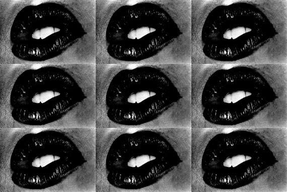 Untitled, 2001Silkscreen on canvas40 1/3 x 60 in.From an edition of 3© Daido Moriyama