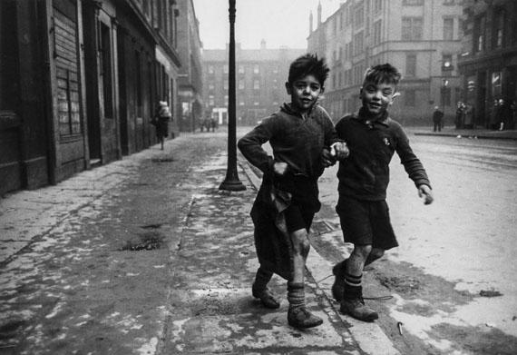 Lot 32Bert Hardy (1913-1995) Gorbals Boys, Glasgow, 1948£1,000 - 1,500