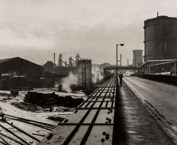 Lot 89Graham Smith (b.1947) Consett Iron Works, County Durham, 1978.£3,000 - 5,000