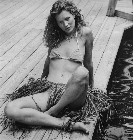Lot 140Bruce Weber (b.1956) Kate Moss, Camp Longwood, Adirondack Park, NY, 1997£4,000 - 6,000