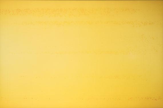 """Andres Serrano (born 1950) Piss, 1987Tirage cibachrome contrecollé sur plexiglas Signé, titré et numéroté au dos """"1/4"""" 102×153cm18 000 / 25 000 €"""