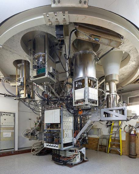 Receiving Room, Green Bank Telescope, 2015 © Andrew Phelps & Paul Kranzler