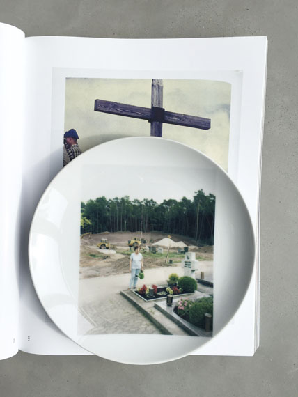 My mother, Plates/Teller, No.174, 2016© Juergen Teller