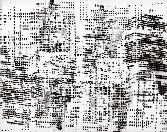 Walter SchelsTransformation I (New York)Fiber Based Fine Art Print, Hahnemühle Gloss Baryta, 40x50 in 60x80, 1967