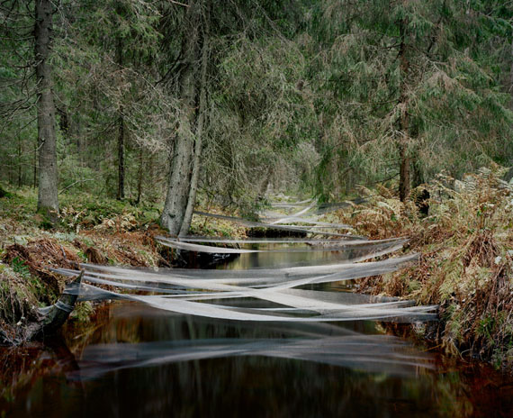 River Bed, 2014, 140x175cm © Riitta PÄIVÄLÄINEN