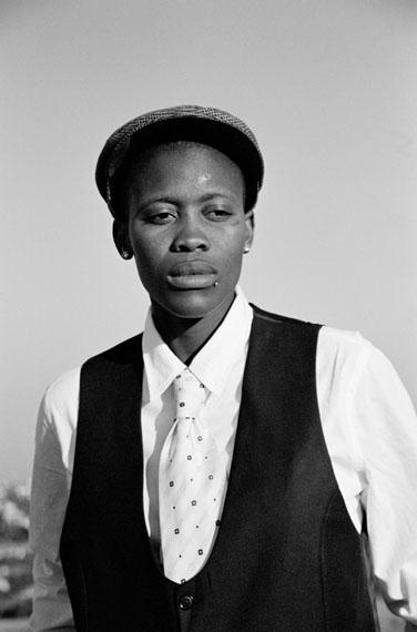 Dikeledi Sibanda, Yeoville Johannesburg 2007 © Zanele Muholi